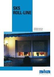 SKS ROLL-LINE - SKS-Stakusit Fenster