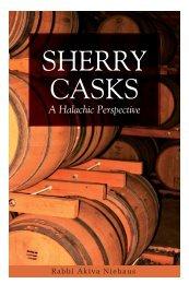 Sherry Casks 2.indd - RCC