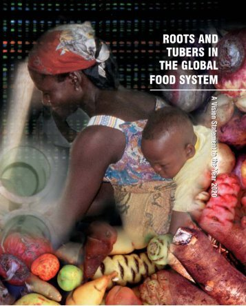 Roots and tubers global food system - Sweetpotato Knowledge Portal