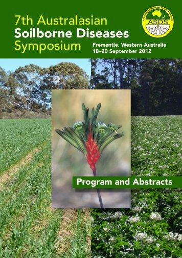 Untitled - Australasian Plant Pathology Society