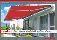 markilux markilux Terrassen- und Balkon-Markisen