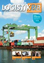 LOGISTIK BB - Ausgabe Januar 2013