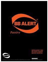 Download Passive Instalación & Guia del usuario por BB ALERT