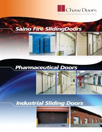 Saino Pharmaceutcial 0611-APC.indd - Chase Doors