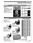 D10-DRILLS/CUTTING TOOLS & ABRASIVES INDEX - Page 3