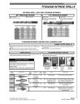 D10-DRILLS/CUTTING TOOLS & ABRASIVES INDEX - Page 5
