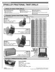 D10-DRILLS/CUTTING TOOLS & ABRASIVES INDEX - Page 6