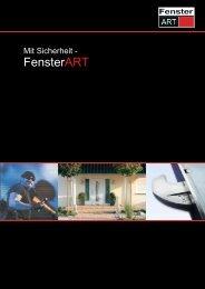 GU-SECURY Automatic - FensterART GmbH & Co KG