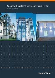 Kunststoff-Systeme für Fenster und Türen - bei der Schreinerei ...