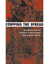 Stop the Spread - Invasive.org