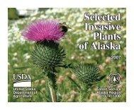 Selected Invasive Plants of Alaska - Alaska Natural Heritage Program