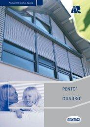 PENTO® QUADRO® - Exterier SK s....