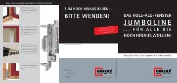 Unilux JumboLine - Fenster-schroth.de