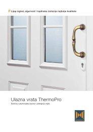 Ulazna vrata ThermoPro