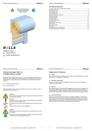 Reinigung und Wartung von Rollladen (.pdf) - Arcont IP