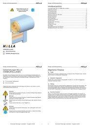 Reinigung und Wartung von Rollladen (.pdf) - arcont-ip.at