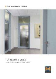 Unutarnja vrata - FESTA