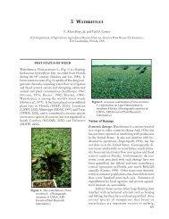 5 WATERLETTUCE PEST STATUS OF WEED ... - Invasive Plants