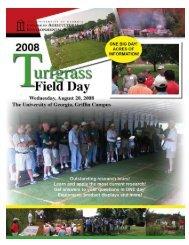 Learn more about Georgia turf at www.GeorgiaTurf.com