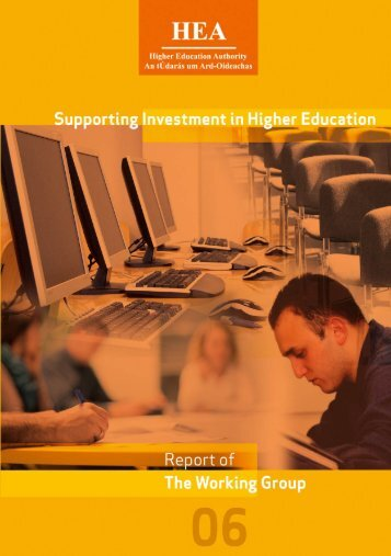 executive summary and recommendations - Higher Education ...