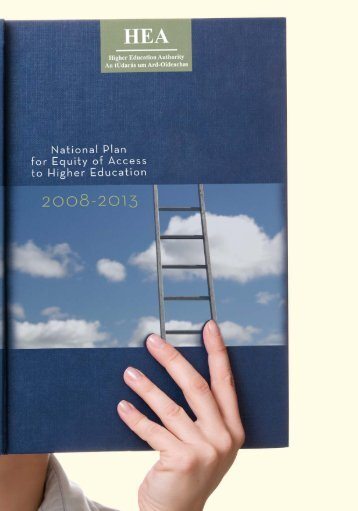 National Plan for Equity of Access to Higher Education 2008-2013