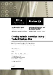 The Next Strategic - Higher Education Authority