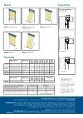 Produktinformation Fassadenmarkise FM 100 - Hella Sonnen - Seite 2
