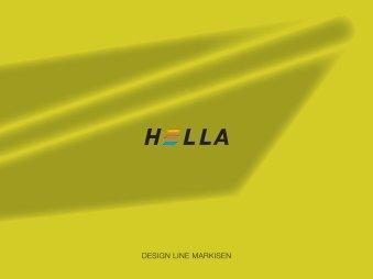 DESIGN LINE MARKISEN - Hella Specht