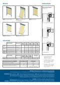 Produktinformation Fassadenmarkise FM 200 - Hella Sonnen - Seite 2