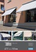 Fallarm-/Ausstellmarkisen / Stores à projection - Storencenter.ch - Page 7