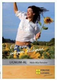 Lignum-AL Holz-Alu-Fenster - Fenster Ludwig