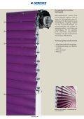 Lamellenstoren von Griesser. Solomatic R® - Seite 2