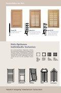 Prospekt Fensterläden aus Holz - Page 3