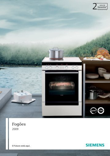 Fogões s - Siemens Home Appliances
