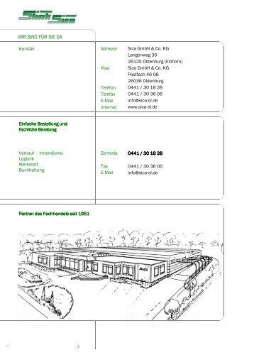 Download Katalog Arbeitsschutz und Sicherheit - Sica GmbH & Co ...