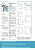Product Information nova Built-on Roller Shutter ... - Hella Sonnen - Page 2
