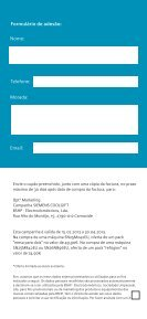 Oferta de experiências Coolgift! - Siemens - Page 2