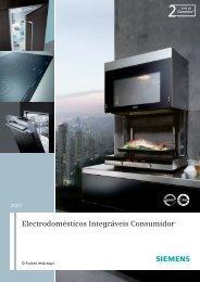 Electrodomésticos Integráveis Consumidor s - Siemens