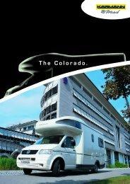 The Colorado. - bei Karmann Mobil