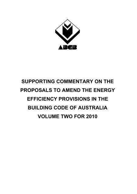 PDF | 128 KB - Australian Building Codes Board