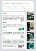 Edição green power - Siemens Home Appliances - Page 2