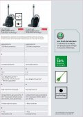 Edição green power - Siemens Home Appliances - Page 7