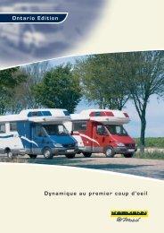 Ontario Edition Dynamique au premier coup d'oeil - bei Karmann ...