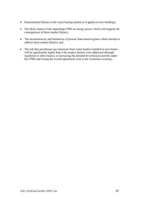 Appendix B to RIS 2009-03 - Australian Building Codes Board