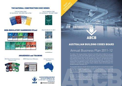PDF   4 MB - Australian Building Codes Board