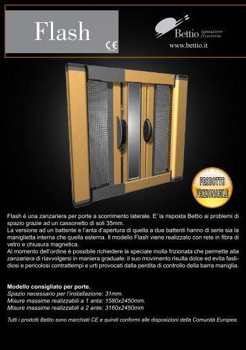 PRODOTTO FRIZIONABILE - Bettio