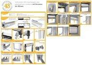 Istruzioni di montaggio per zanzariera, catena ad ... - Bettio Zanzariere