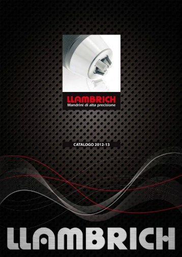 Catalogo - Llambrich
