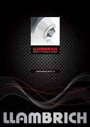 CATALOGUE 2012-13 - Llambrich