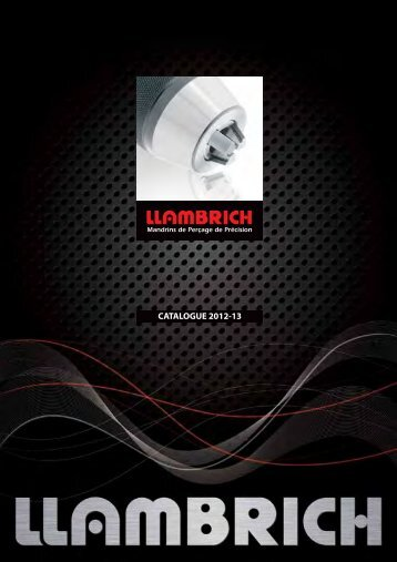 CATALOGUE 2012-13 - Llambrich